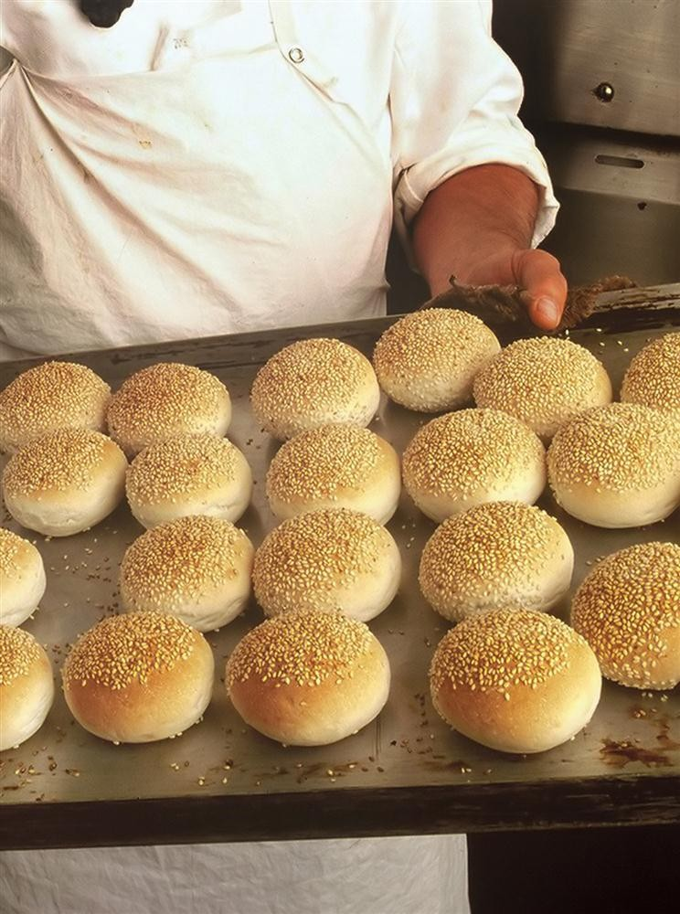 Schaubäckerei Calvörde: Brötchen