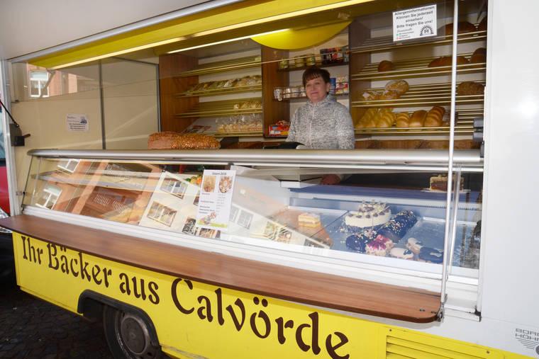 Schaubäckerei Calvörde: Mobiler Wagen