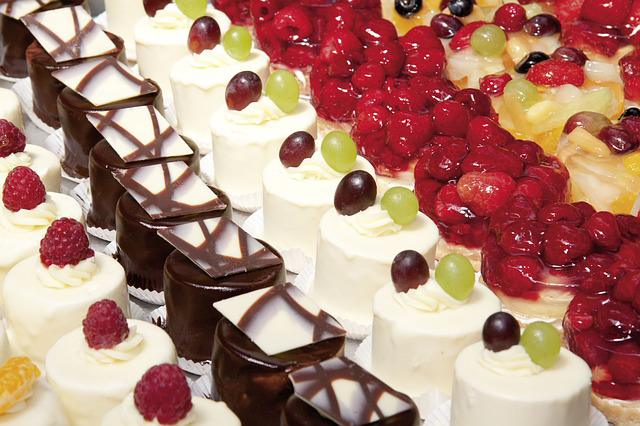 Schaubäckerei Calvörde: Kuchen